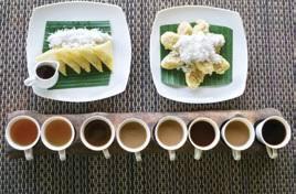 An Array Of Tea's And Coffee - Meetime